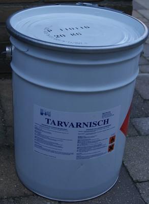 ECO KOOLTEER / TARVARNISH      20 LTR  STUK